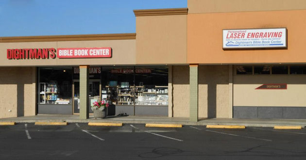 Dightman's Bible Book Center — Tacoma