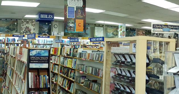 Dightman's Bible Book Center — Gig Harbor