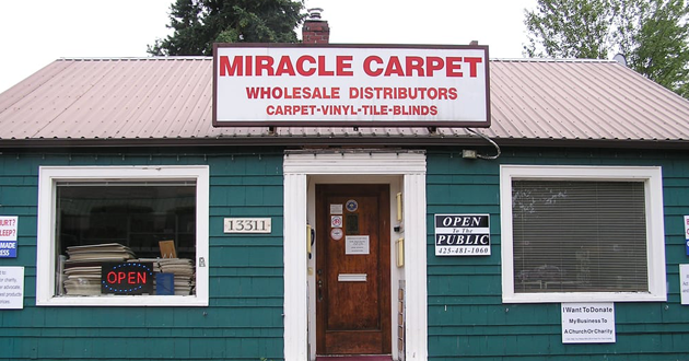 Miracle Carpet & Mattress Factory