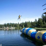 Lake Retreat Camp
