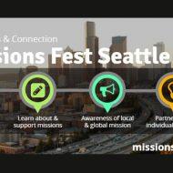 Missions Fest Seattle