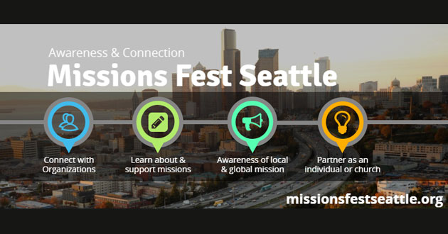 Missions Fest Seattle