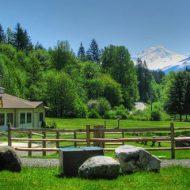 Mt. Baker Bibleway Camp