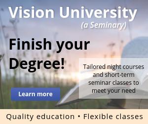 Vision University=
